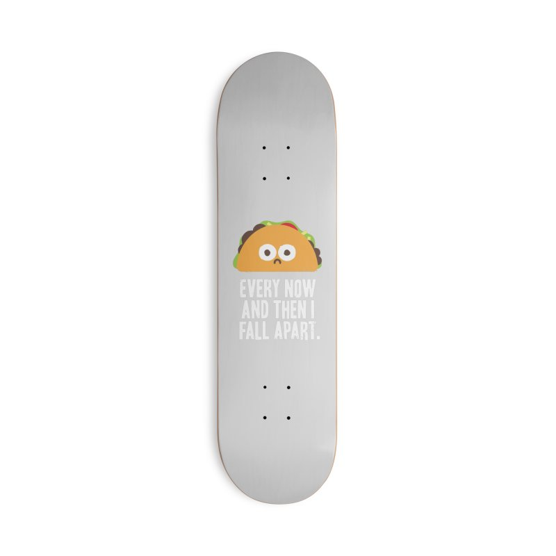 Taco Eclipse of the Heart Accessories Skateboard by Threadless Artist Shop