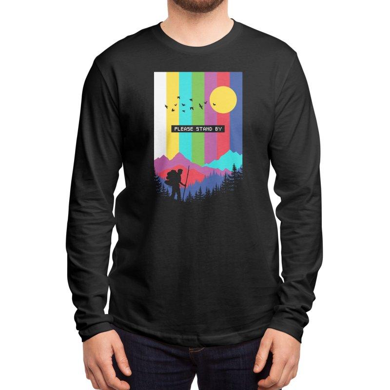 Life in technicolor Men's Longsleeve T-Shirt by Threadless Artist Shop