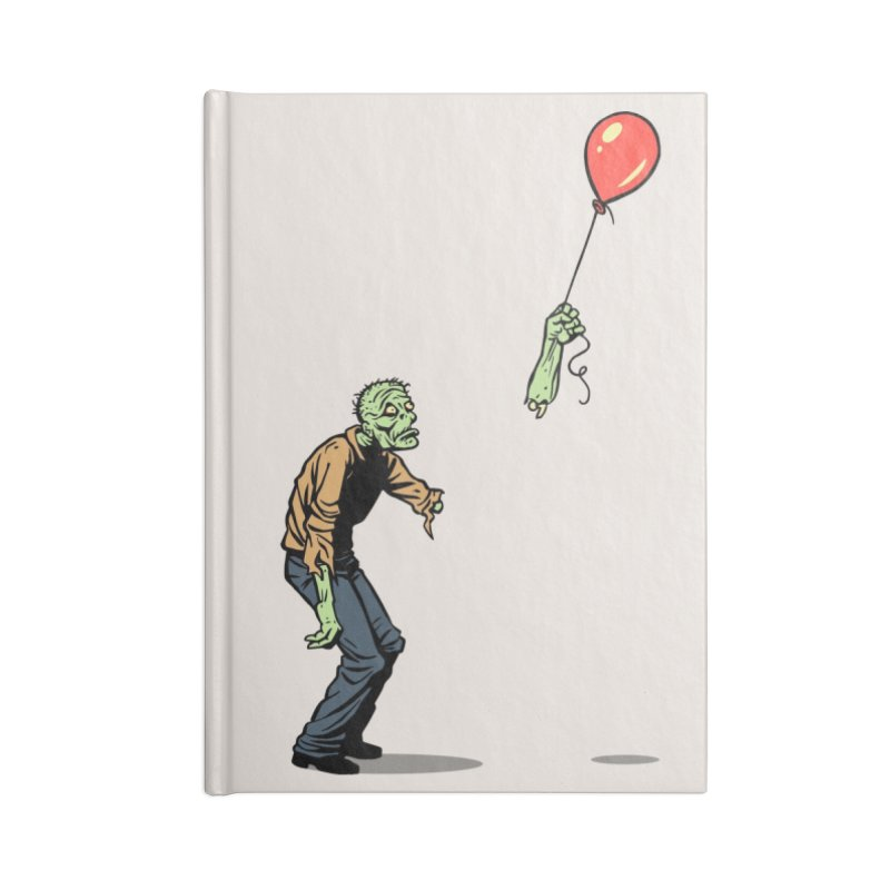 Happiness is Fleeting Accessories Notebook by Threadless Artist Shop