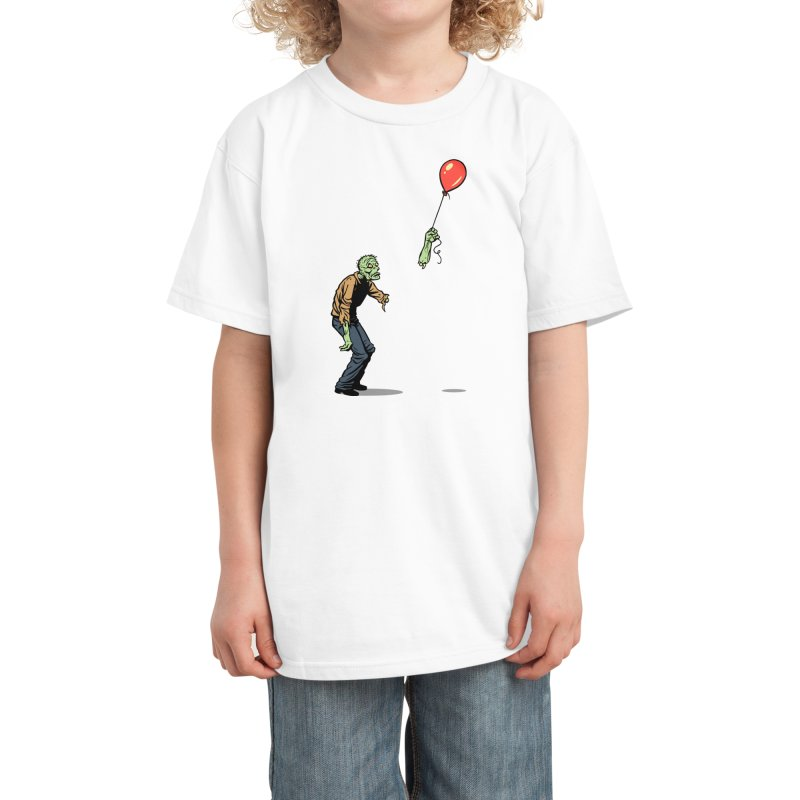 Happiness is Fleeting Kids T-Shirt by Threadless Artist Shop