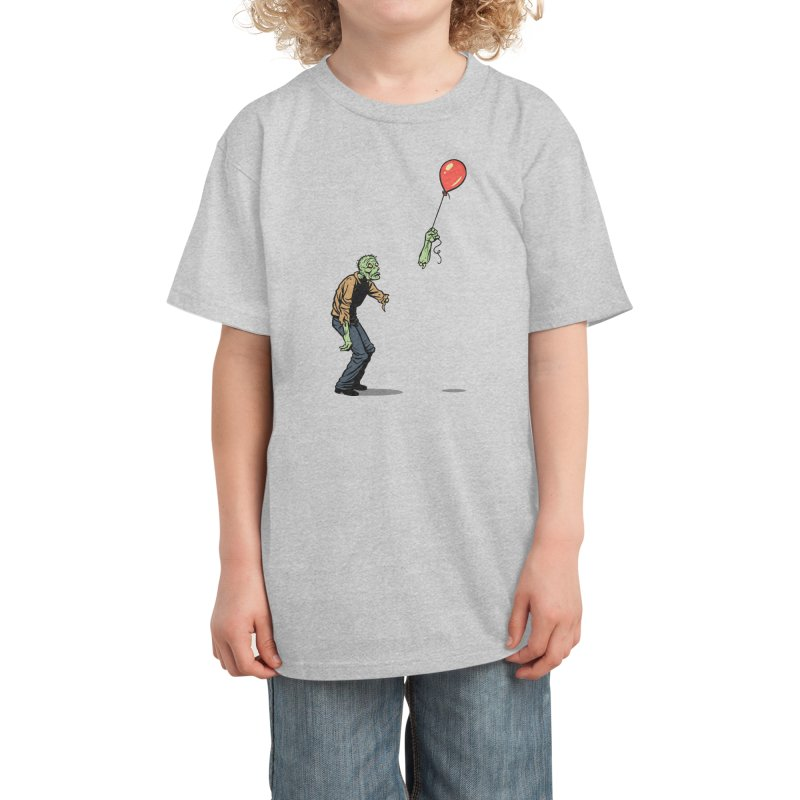 Happiness is Fleeting Kids T-Shirt by Threadless Artist Shop