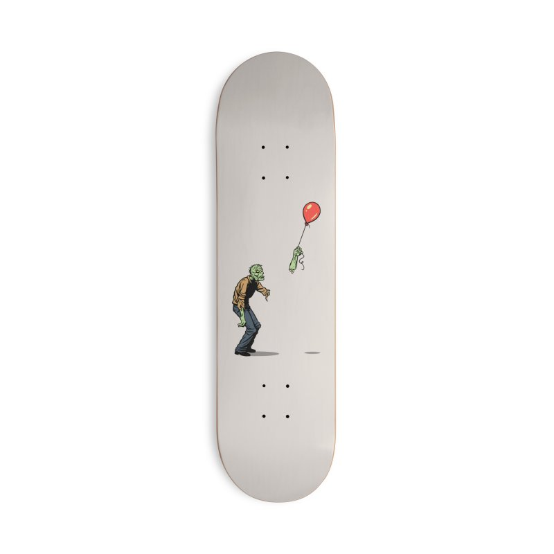 Happiness is Fleeting Accessories Skateboard by Threadless Artist Shop