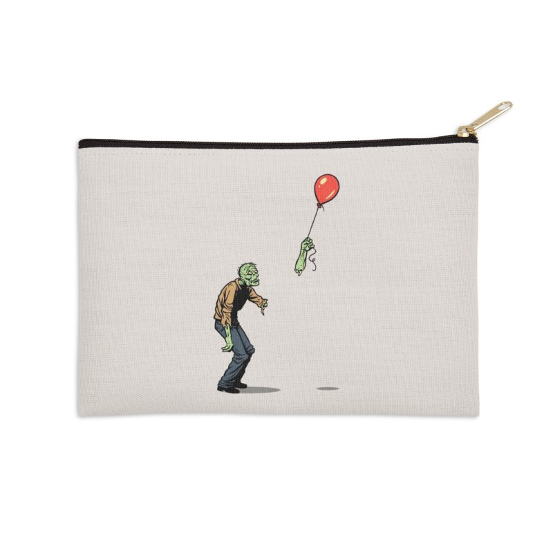Happiness is Fleeting Accessories Zip Pouch by Threadless Artist Shop