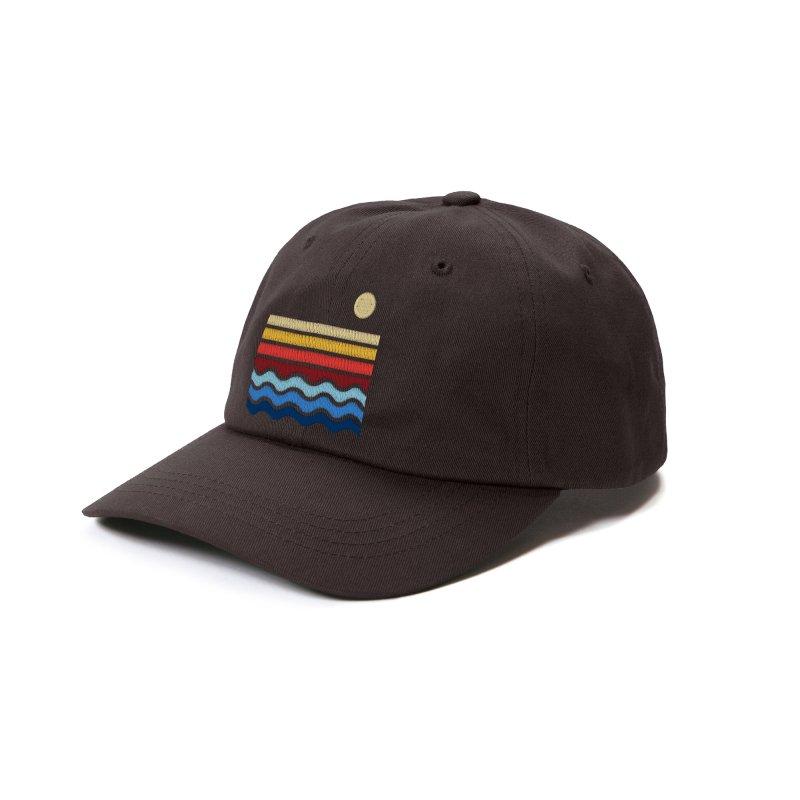 Beach Stack Accessories Hat by Threadless Artist Shop