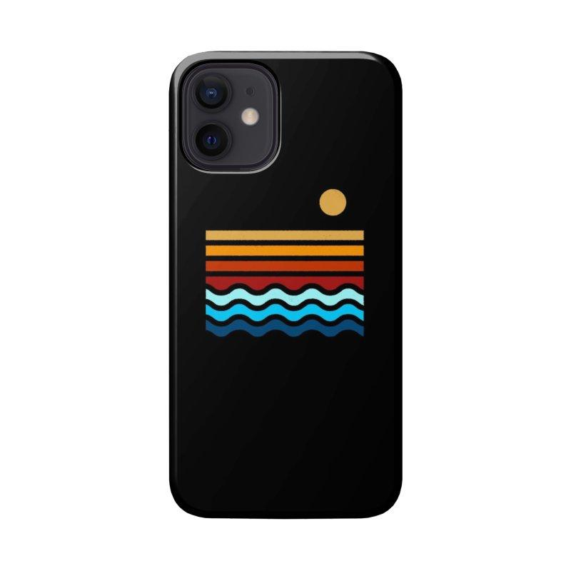 Beach Stack Accessories Phone Case by Threadless Artist Shop