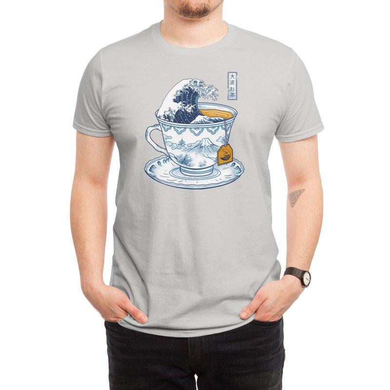 The Great Kanagawa Tee Men's T-Shirt by Threadless Artist Shop