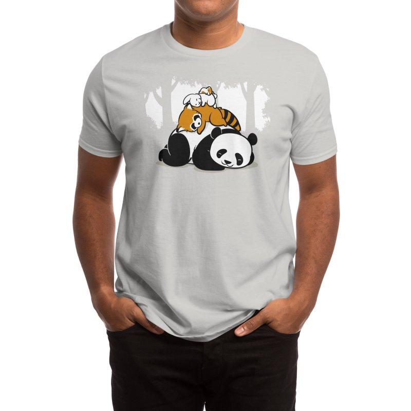 Comfy Bed Men's T-Shirt by Threadless Artist Shop