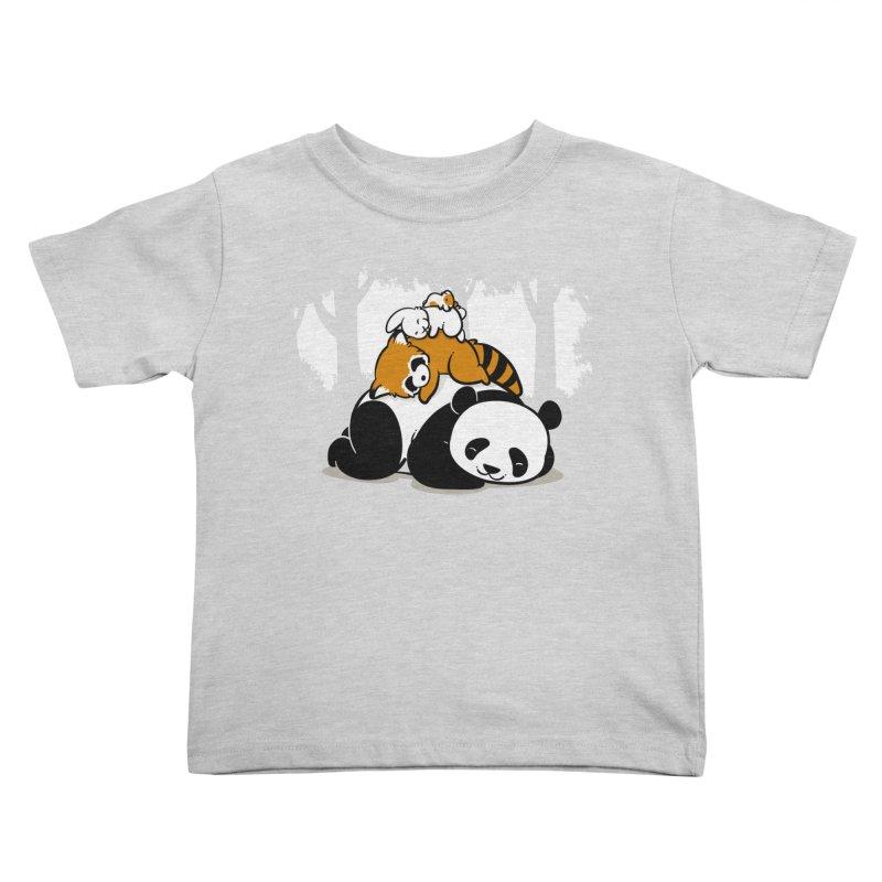 Comfy Bed Kids Toddler T-Shirt by Threadless Artist Shop