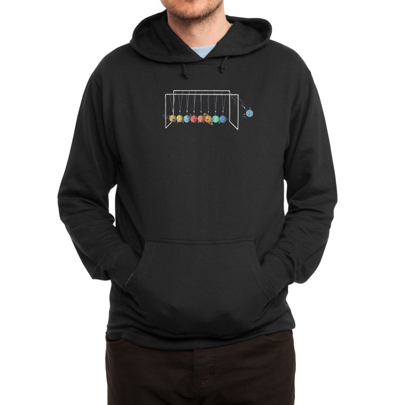 Planet System Men's Pullover Hoody by Threadless Artist Shop