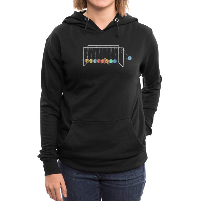 Planet System Women's Pullover Hoody by Threadless Artist Shop