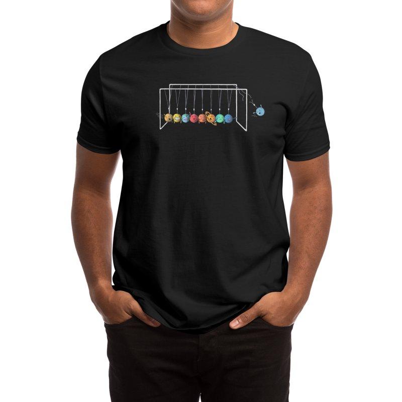 Planet System Men's T-Shirt by Threadless Artist Shop