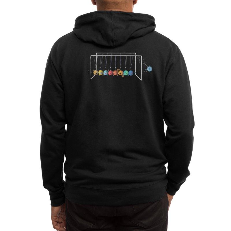 Planet System Men's Zip-Up Hoody by Threadless Artist Shop