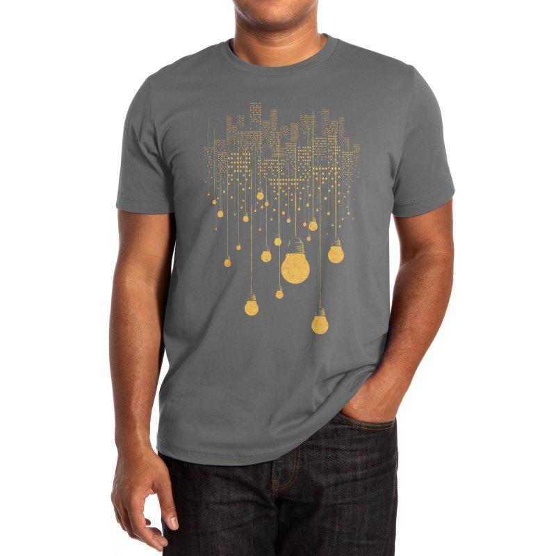The Hanging City Men's T-Shirt by Threadless Artist Shop
