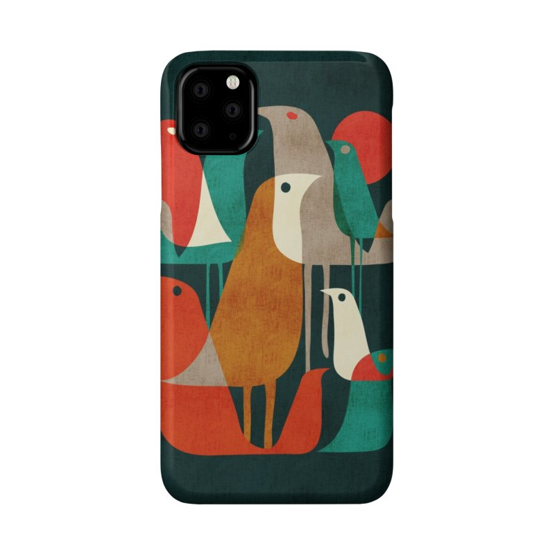 Flock of Birds Accessories Phone Case by Threadless Artist Shop