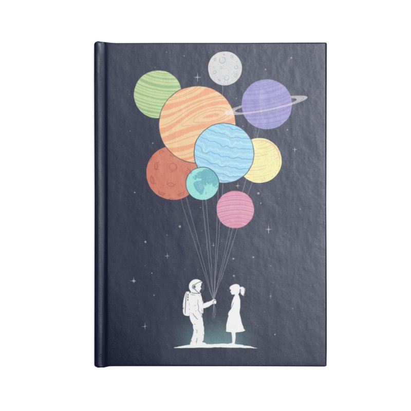 You Are My Universe Accessories Notebook by Threadless Artist Shop