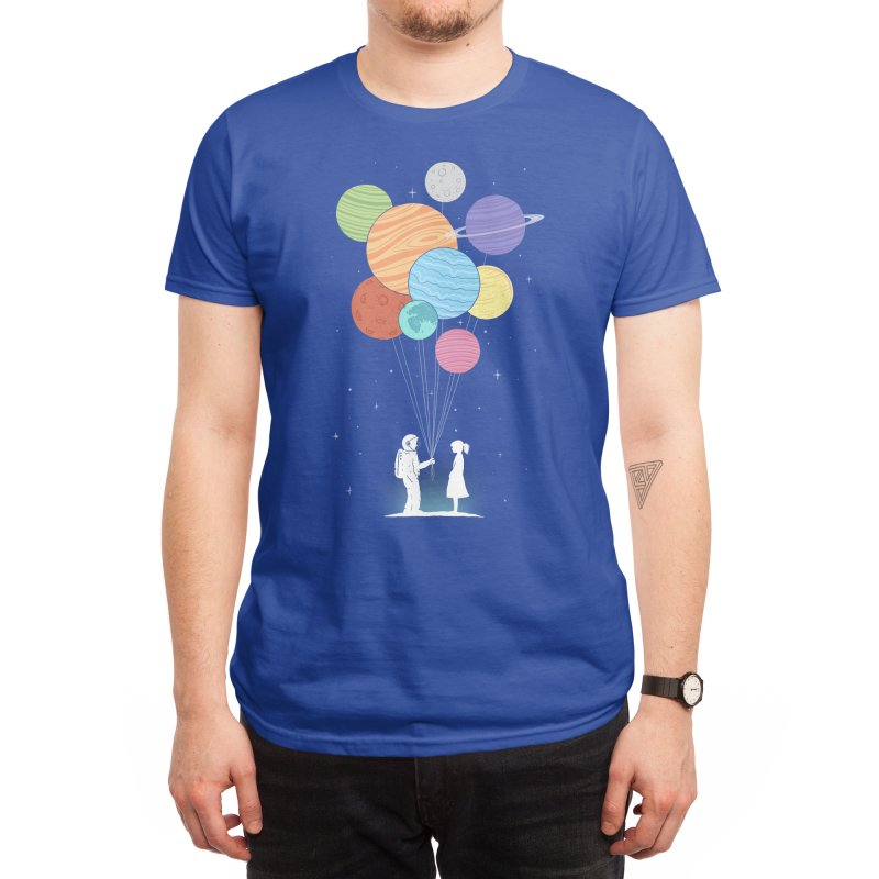 You Are My Universe Men's T-Shirt by Threadless Artist Shop