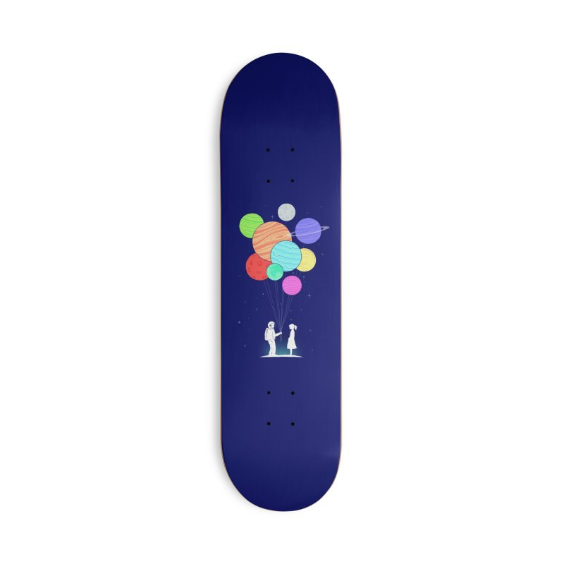 You Are My Universe Accessories Skateboard by Threadless Artist Shop