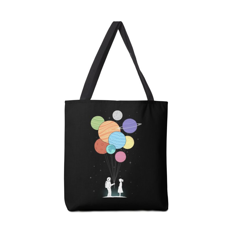 You Are My Universe Accessories Bag by Threadless Artist Shop