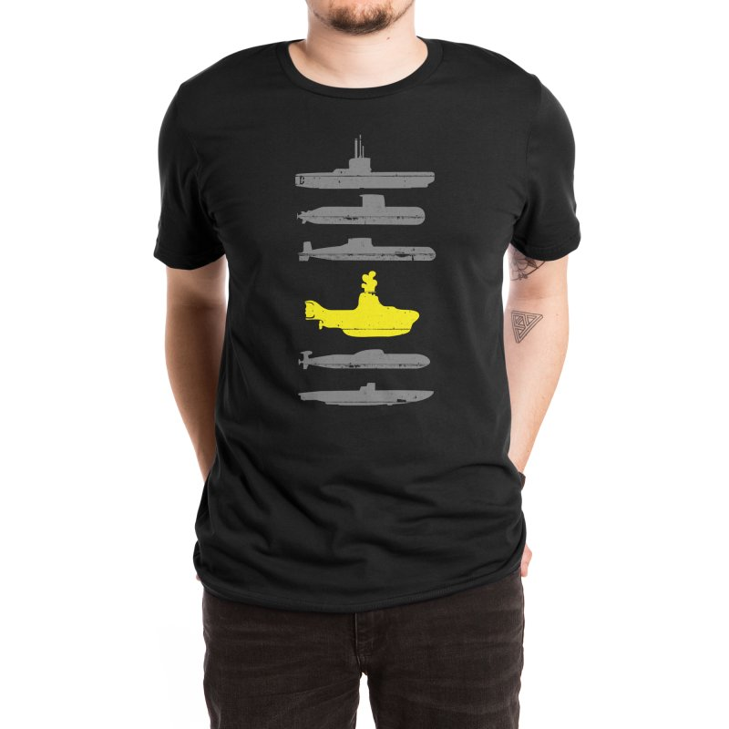 Know Your Submarines Men's T-Shirt by Threadless Artist Shop