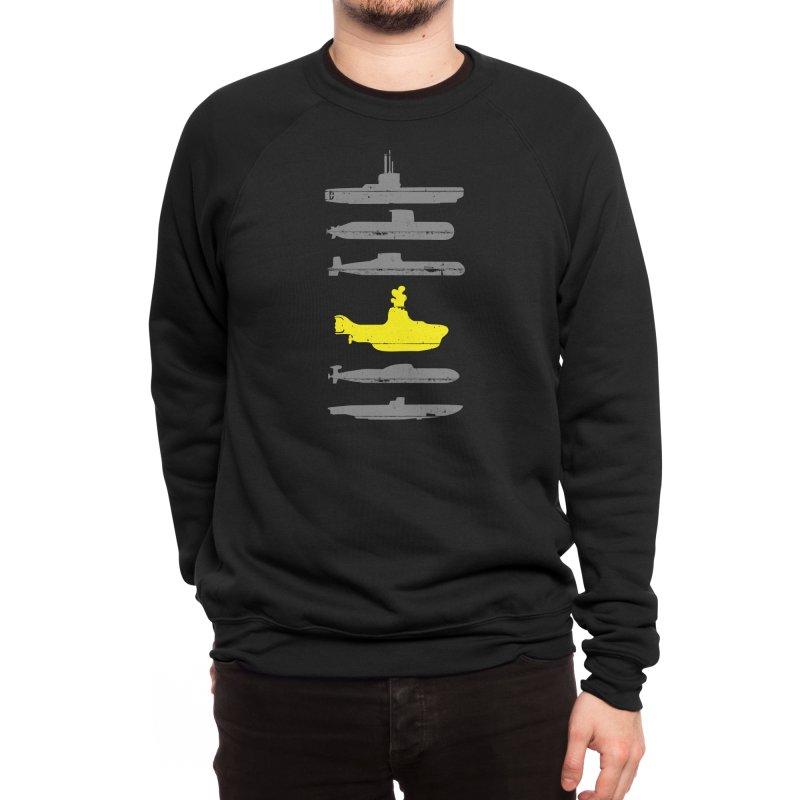 Know Your Submarines Men's Sweatshirt by Threadless Artist Shop