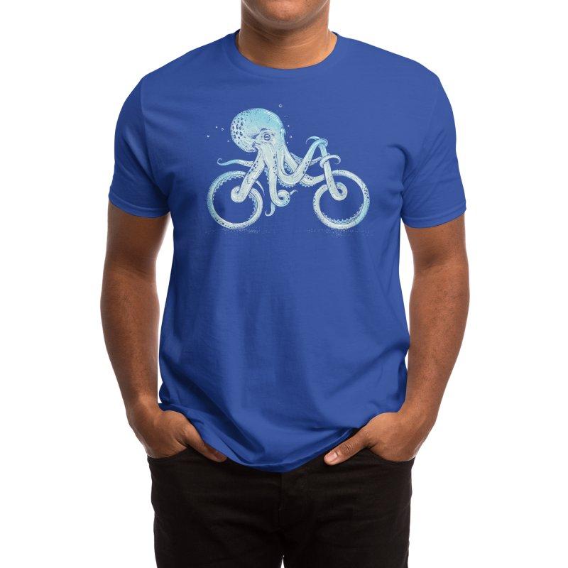 Octopus Bike Men's T-Shirt by Threadless Artist Shop