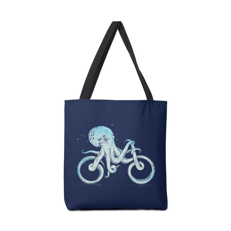Octopus Bike Accessories Bag by Threadless Artist Shop
