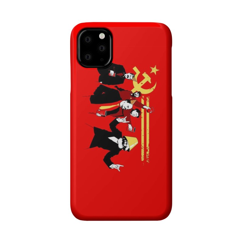 The Communist Party Accessories Phone Case by Threadless Artist Shop