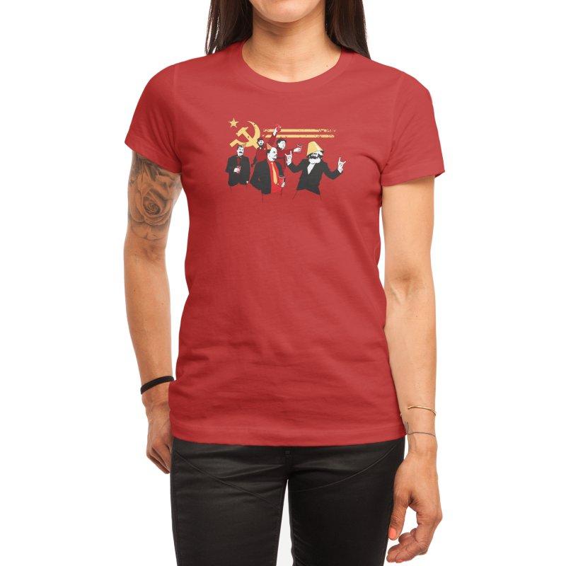 The Communist Party Women's T-Shirt by Threadless Artist Shop