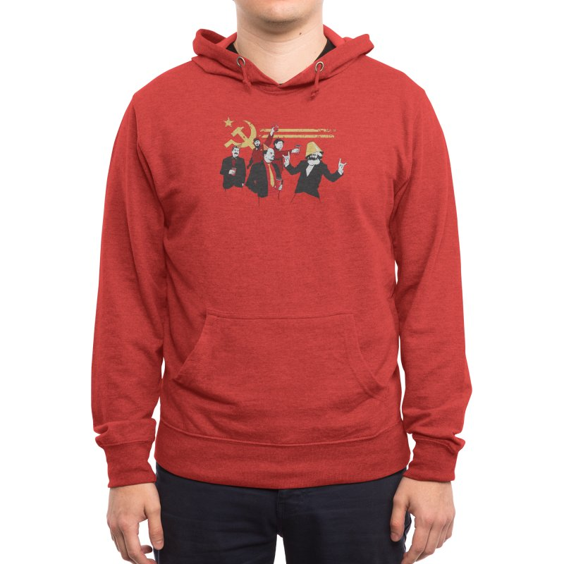 The Communist Party Men's Pullover Hoody by Threadless Artist Shop