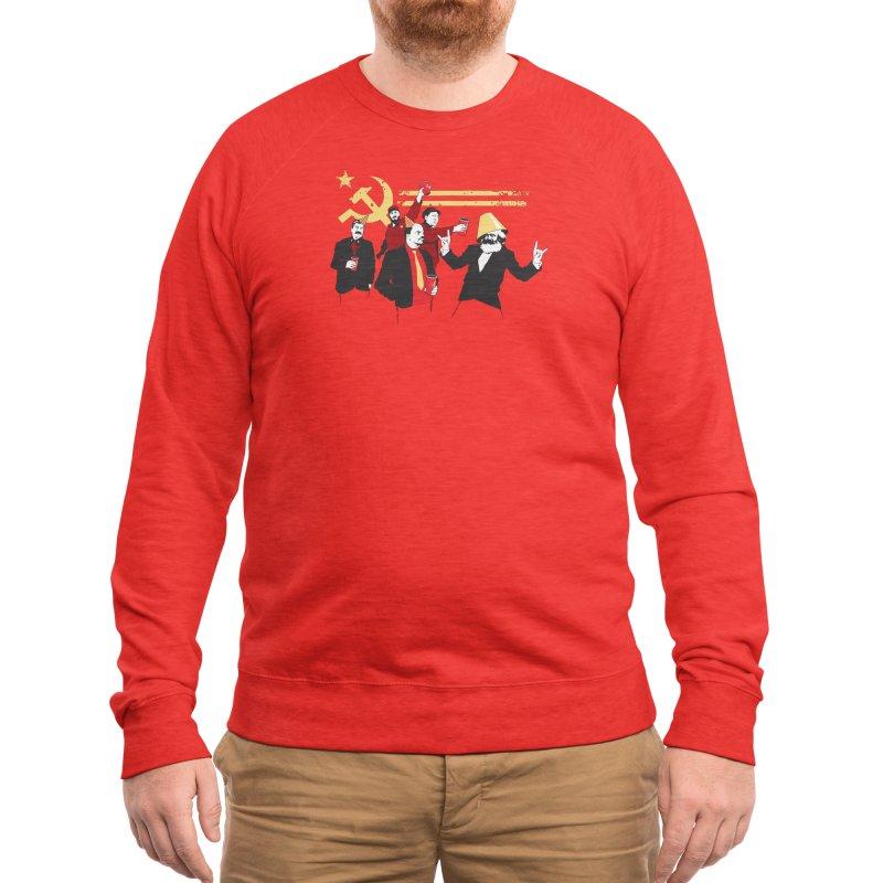 The Communist Party Men's Sweatshirt by Threadless Artist Shop