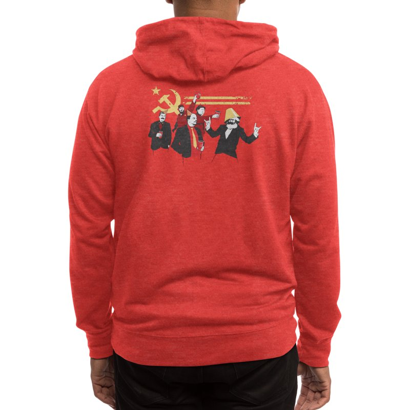 The Communist Party Men's Zip-Up Hoody by Threadless Artist Shop