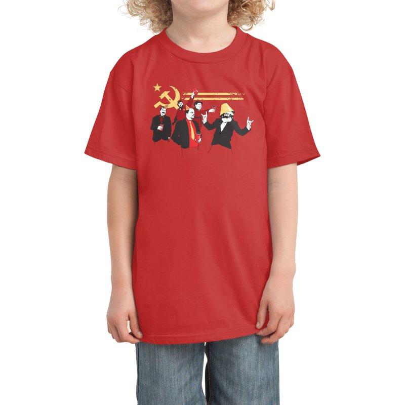 The Communist Party Kids T-Shirt by Threadless Artist Shop