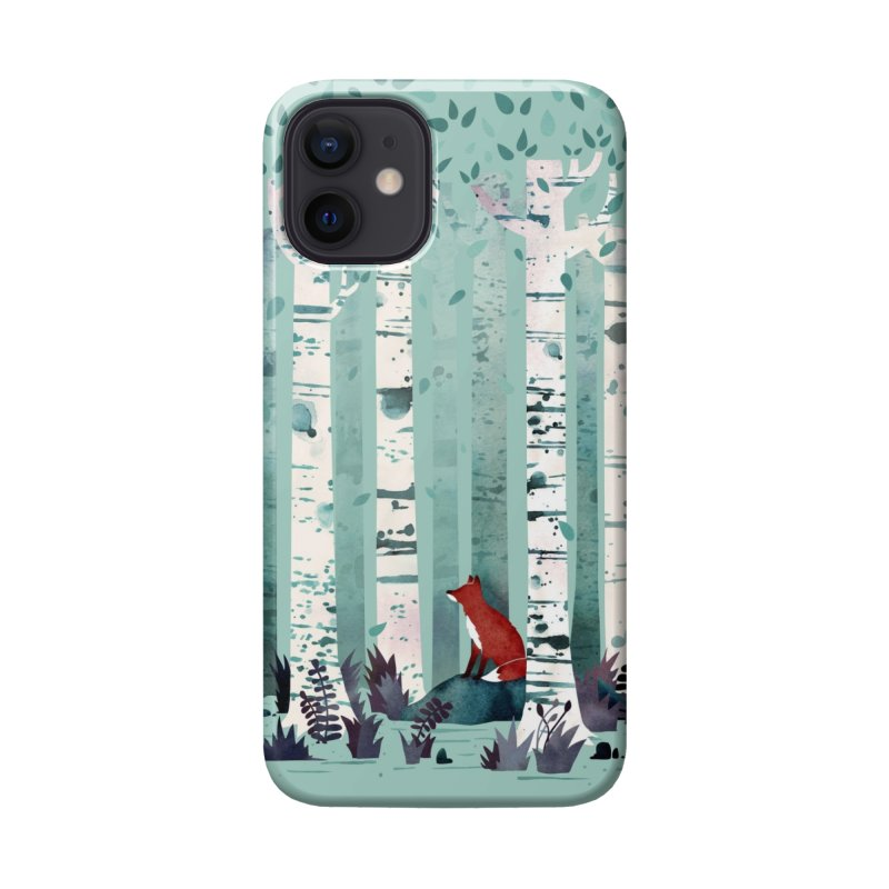 The Birches Accessories Phone Case by Threadless Artist Shop