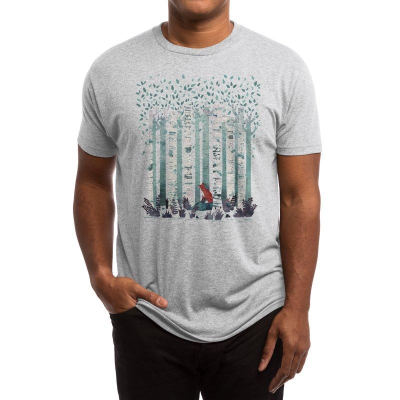 The Birches Men's T-Shirt by Threadless Artist Shop