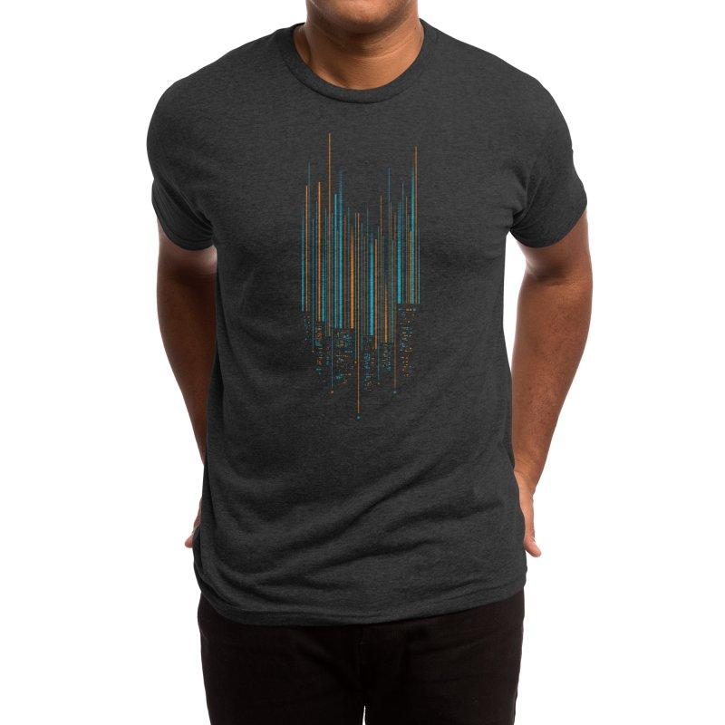 Urban Oscillations Men's T-Shirt by Threadless Artist Shop