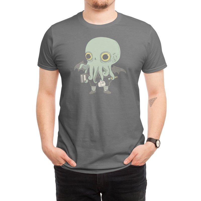 Cthulhu back to school Men's T-Shirt by Threadless Artist Shop