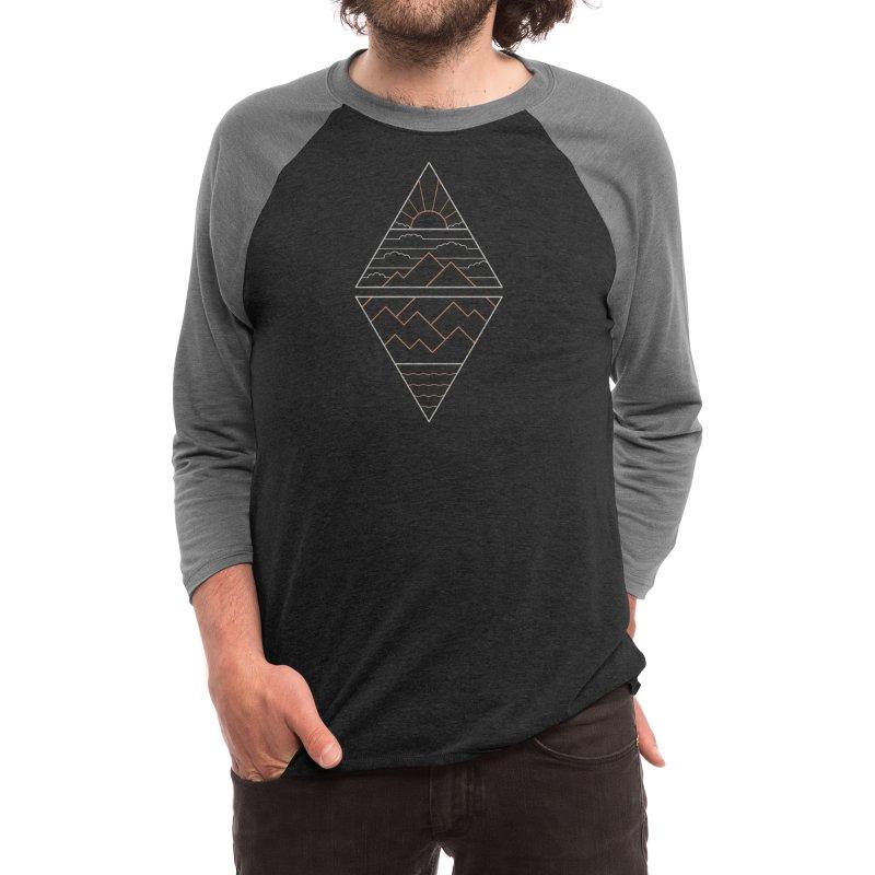 Earth, Air, Fire & Water Men's Longsleeve T-Shirt by Threadless Artist Shop