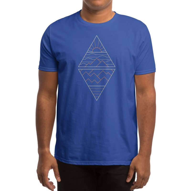 Earth, Air, Fire & Water Men's T-Shirt by Threadless Artist Shop