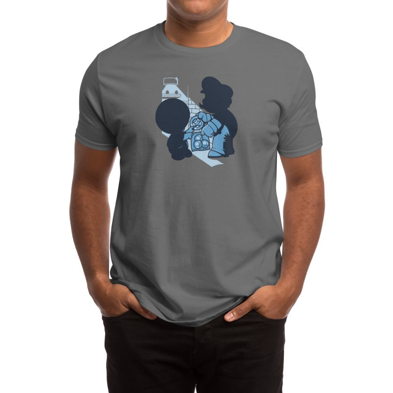 Magic Mushrooms Men's T-Shirt by Threadless Artist Shop
