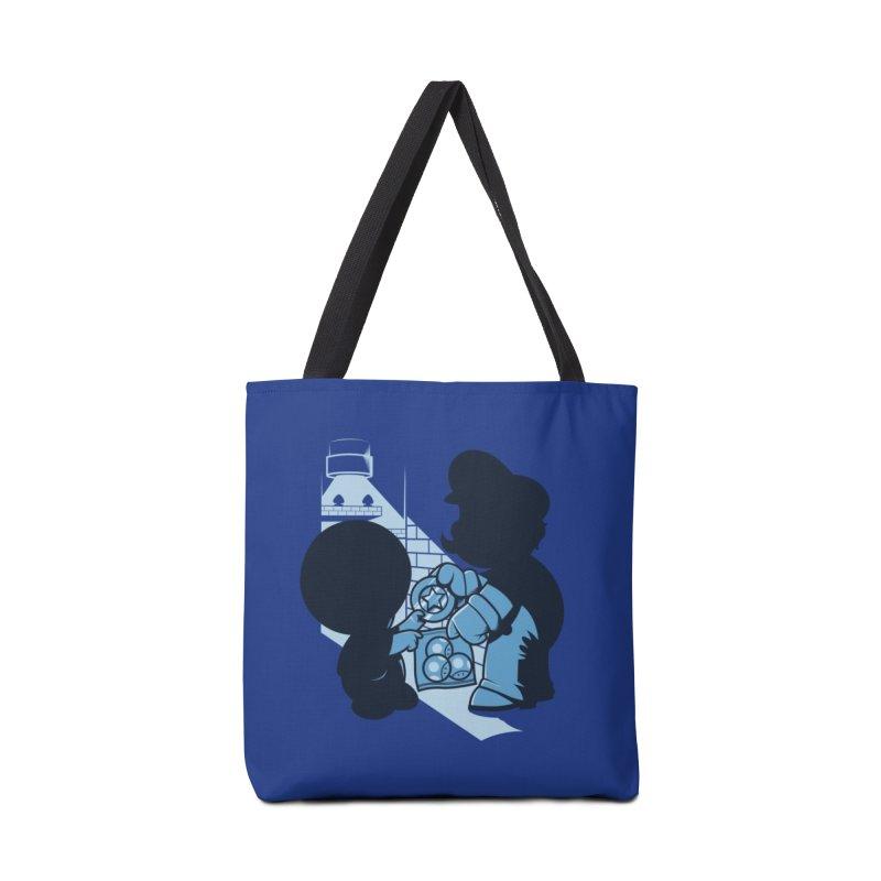 Magic Mushrooms Accessories Bag by Threadless Artist Shop