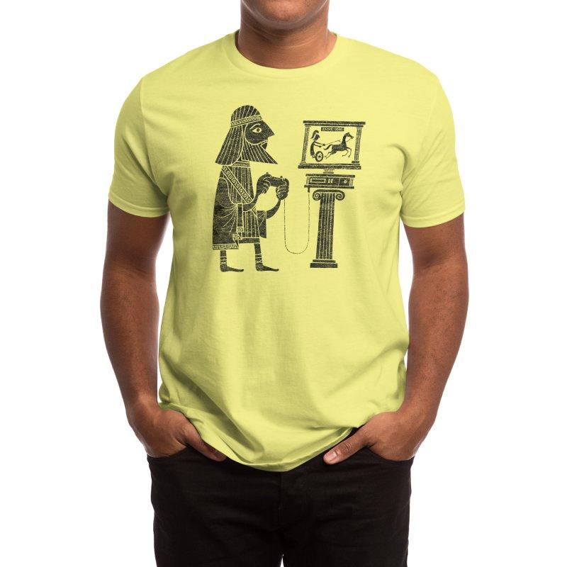 Classic Gamer Men's T-Shirt by Threadless Artist Shop
