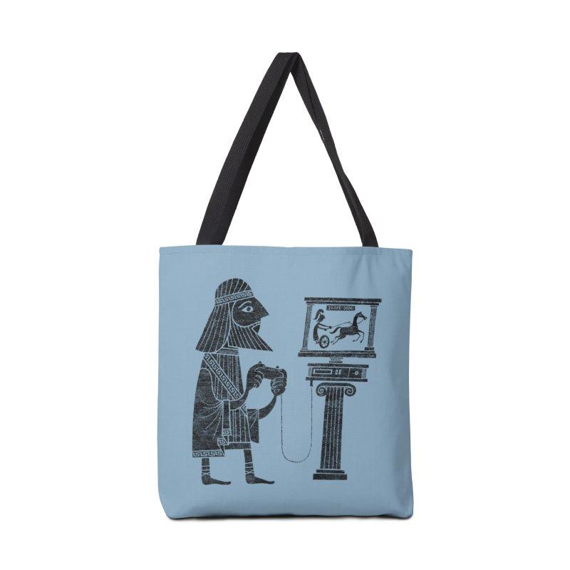 Classic Gamer Accessories Bag by Threadless Artist Shop