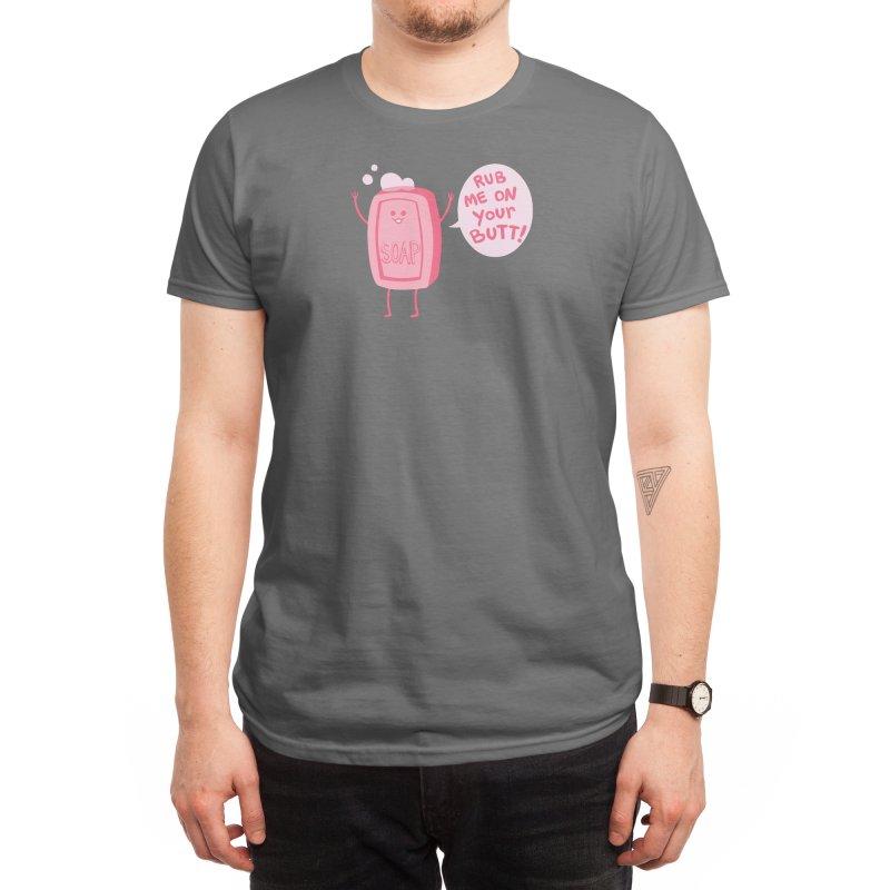 Lil' Soap Men's T-Shirt by Threadless Artist Shop