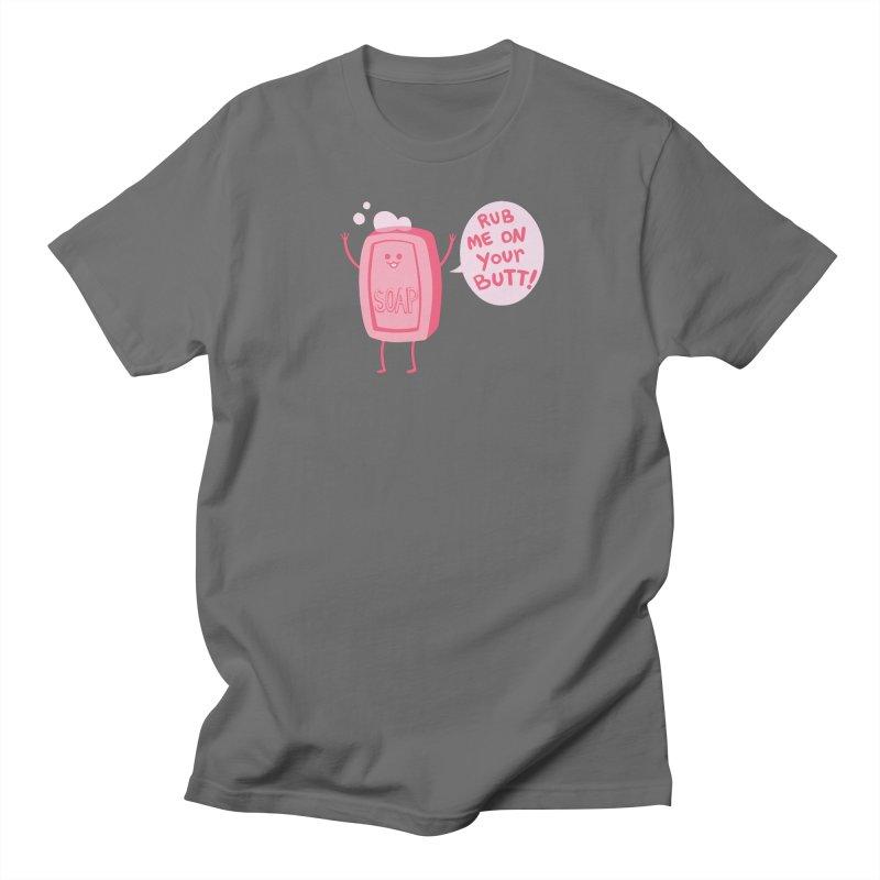 Lil' Soap Women's T-Shirt by Threadless Artist Shop