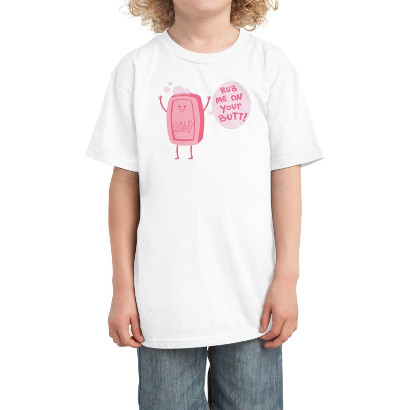 Lil' Soap Kids T-Shirt by Threadless Artist Shop
