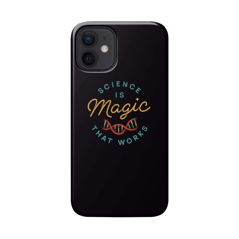 Science is Magic Accessories Phone Case by Threadless Artist Shop