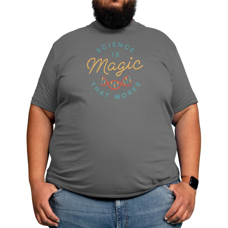 Science is Magic Men's T-Shirt by Threadless Artist Shop