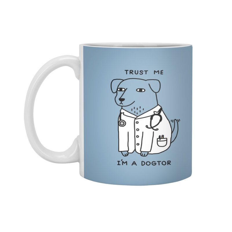 Dogtor Accessories Mug by Threadless Artist Shop