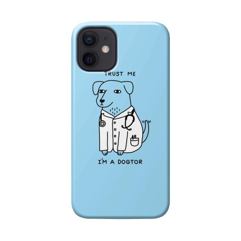 Dogtor Accessories Phone Case by Threadless Artist Shop