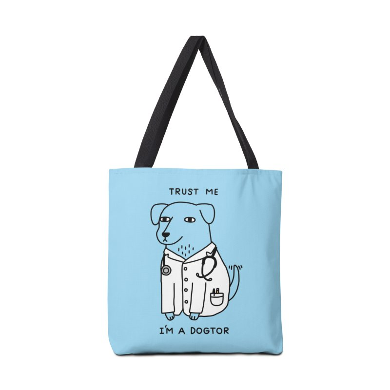 Dogtor Accessories Bag by Threadless Artist Shop